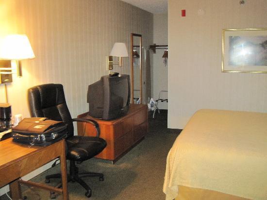 錫拉丘茲東品質飯店照片