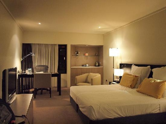 Hilton Adelaide: Our Room