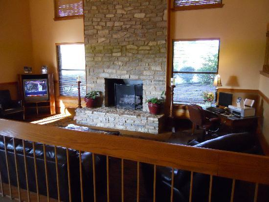 BEST WESTERN Campbellsville Inn: hotel lobby