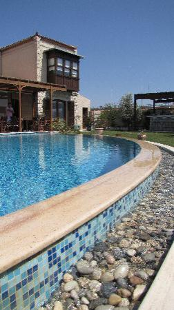 Sedirli Ev: the glorious pool
