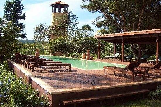 Don Puerto Bemberg Lodge: Swimming Pool