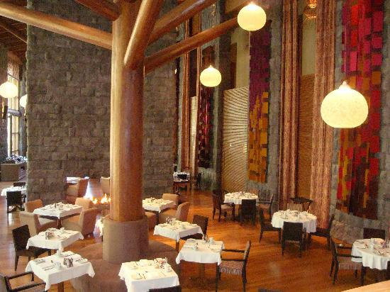 Tambo del Inka, a Luxury Collection Resort & Spa: Dining Room
