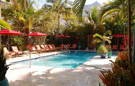 Parrot Key Hotel and Resort: one of the four pools