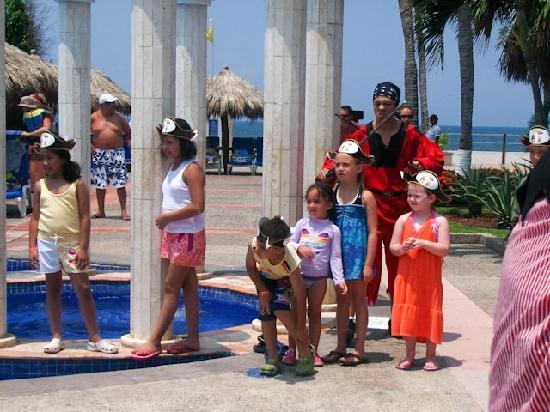 Melia Puerto Vallarta All Inclusive: more entertainment