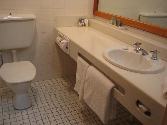 Best Western Plus Apollo International Hotel: Room 46 - Bathroom