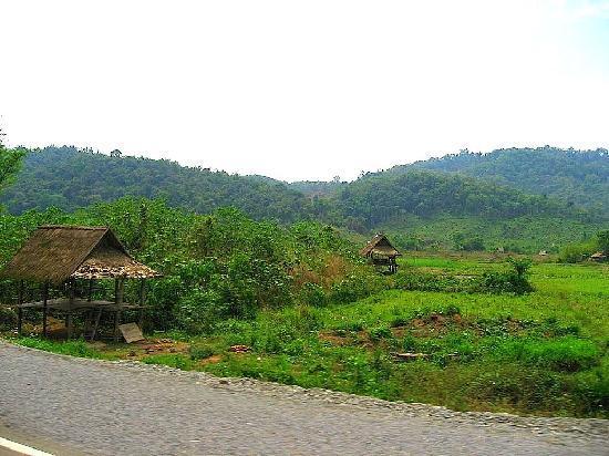 Don Chan Palace: Laos 1