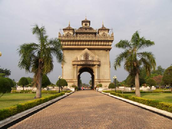Don Chan Palace: Laos 2