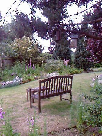 Ashdene House: Garden
