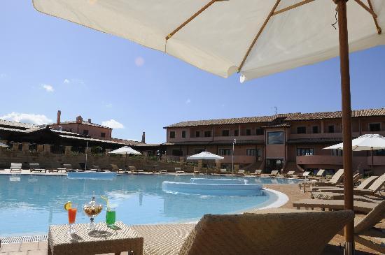 Maierato, Italia: La piscina del Popilia