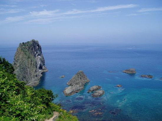 Shakotan-cho, Japón: 島武意海岸