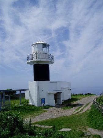 Shakotan-cho, Japón: 神威岬灯台