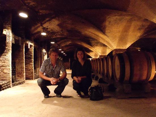 Beaune, Francia: Cellar