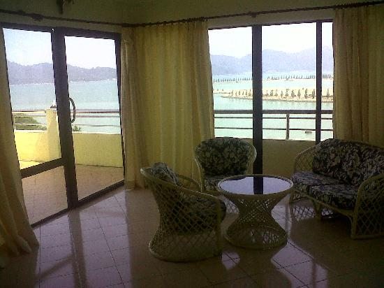 Marina Cove Resort: Top Floor