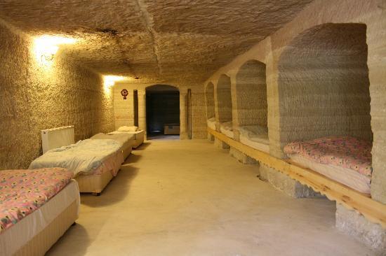 Nirvana Cave Hotel dorm