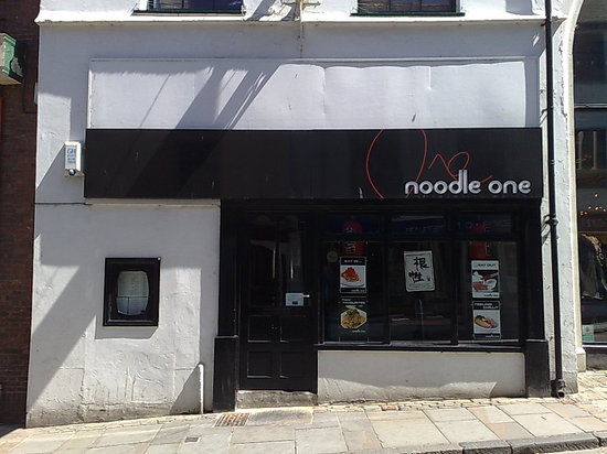 Noodle One - High Street Bangor