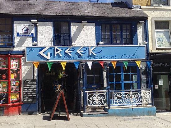 Greek Taverna Politis: Greek Taverna - Carnearvon Road Bangor