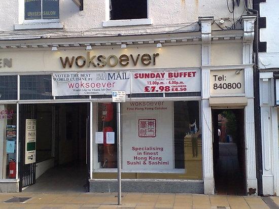 Woksoever Chinese Restaurant Cottingham