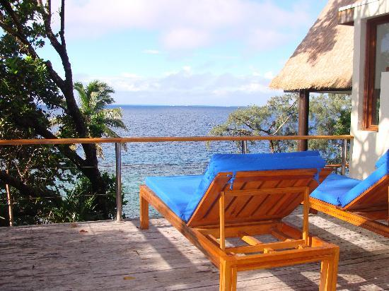 Royal Davui Island Resort: The most private relaxing spot...