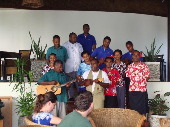 Royal Davui Island Resort: A sad farewell - I didnt want to leave