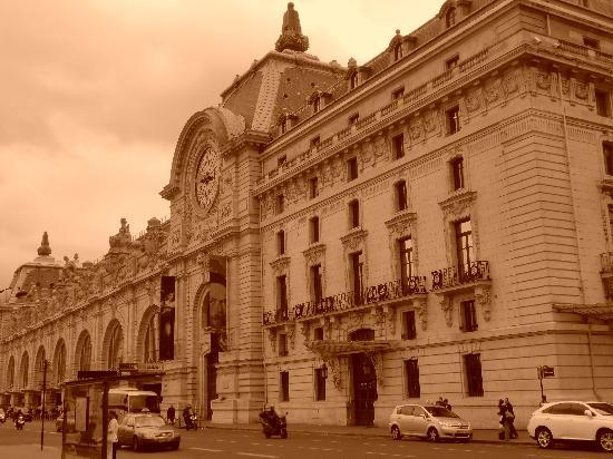 Paris, France: Museo de Orsay