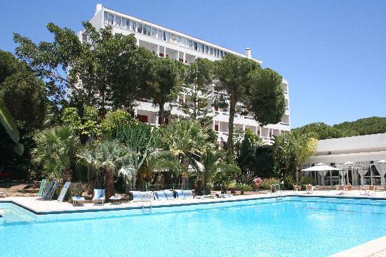 Hotel Abamar: hotel e piscina 2010