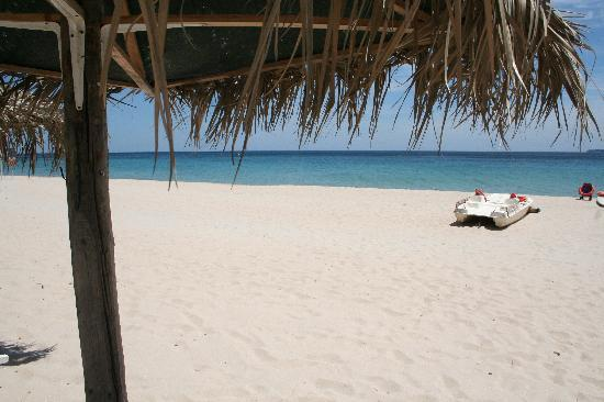 Hotel Abamar: spiaggia giugno 2010