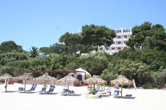Hotel Abamar: l'hotel dalla spiaggia