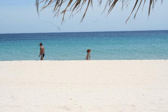 Hotel Abamar: spiaggia