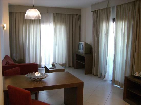 La Linea de la Concepcion, Spain: il soggiorno