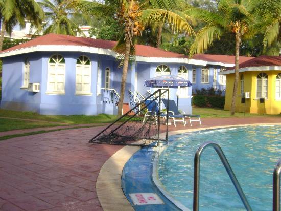 Varca Palms Beach Resort: Pool Villa