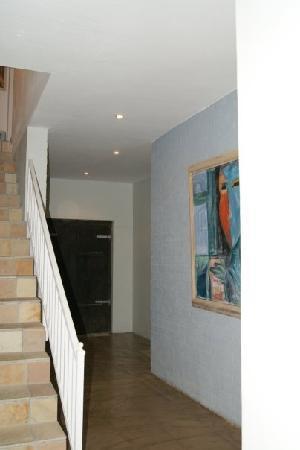 Villa Blu : The hallway