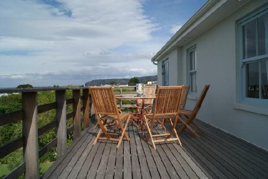 Villa Blu : The Balcony