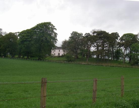 Drochil Castle Farmhouse