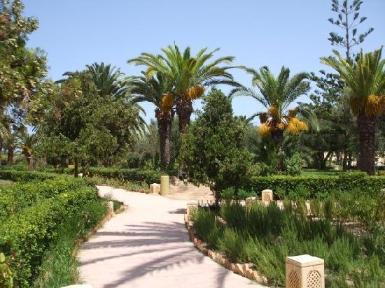 Tour Khalef Marhaba Thalasso & Spa: Gardens