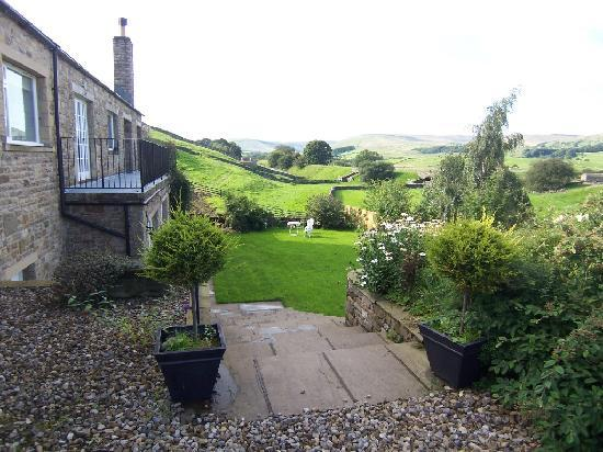 ‪‪Hawes‬, UK: Luxury B&B in the centre of Hawes but in a quiet location with superb views.‬