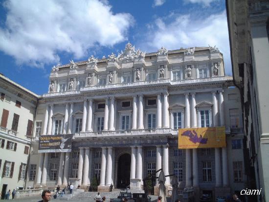 Palazzo Ducale : ドゥカーレ宮殿1