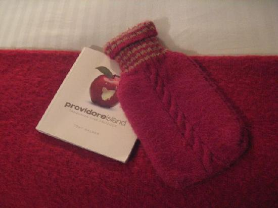 Two Four Two Boutique Apartments: Hot Water Bottle - Brilliant!!