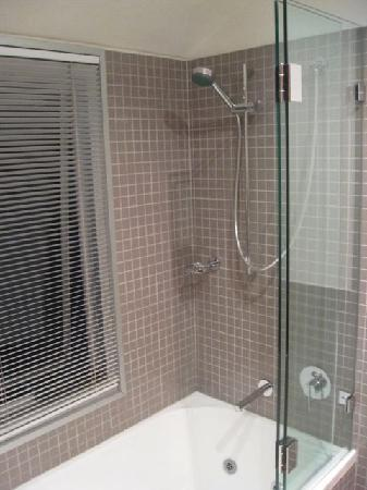 Two Four Two Boutique Apartments: Shower
