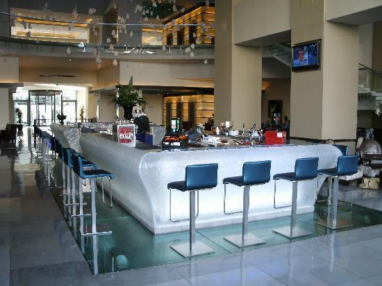 Radisson Blu Hotel Bucharest: Lobby Bar