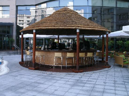 Radisson Blu Hotel Bucharest: Cabana Bar