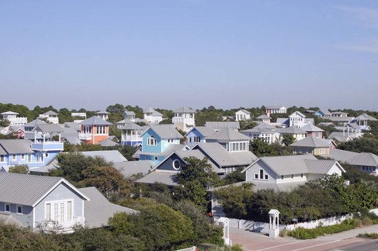 Seaside, FL: South Walton Visitors Bureau