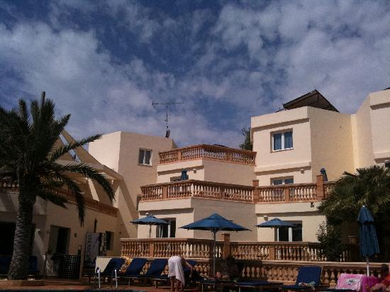 Azul Playa: Nytt bilde fra bassenget