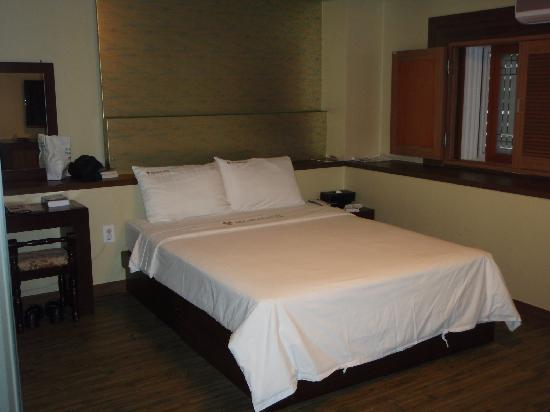 Hill House Hotel: Bed