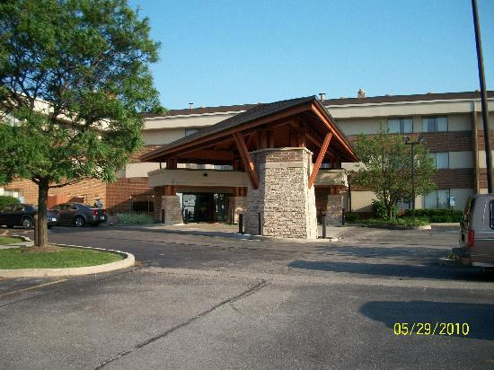 Holiday Inn Express Chicago Downers Grove: pic2