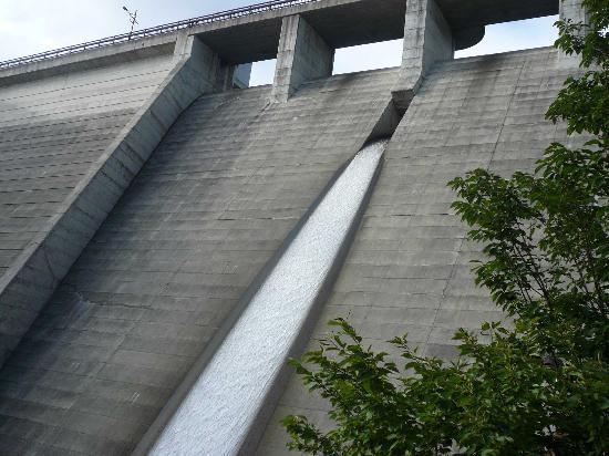 Choshi Dam: ダム