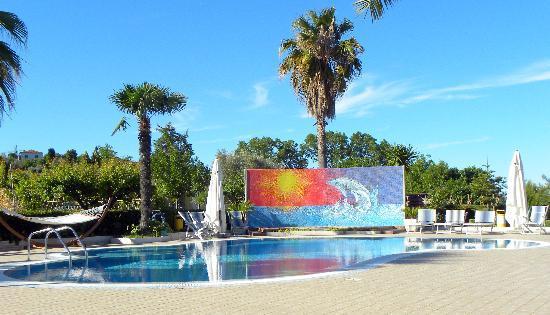 Hotel Marina: piscina