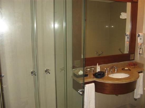 Alejandro 1 Hotel Internacional Salta: Baño hab. classic