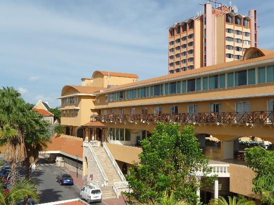 Plaza Hotel Curacao Willemstad