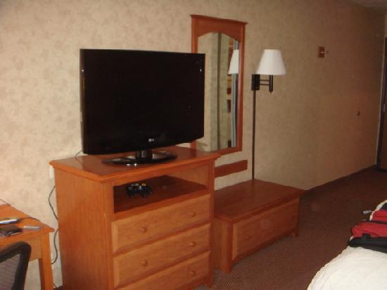 Hampton Inn Salt Lake City/Layton: tv