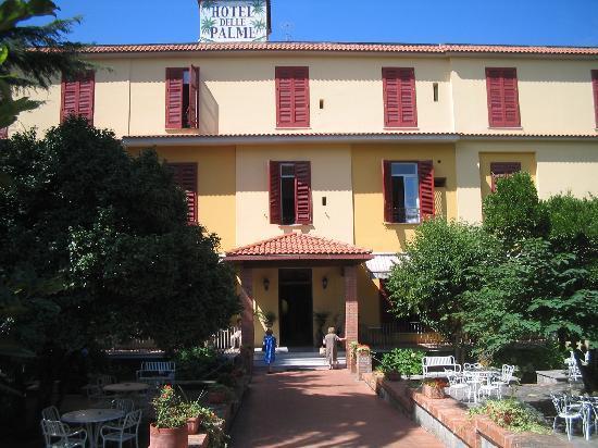 Hotel Delle Palme: Delle Palme